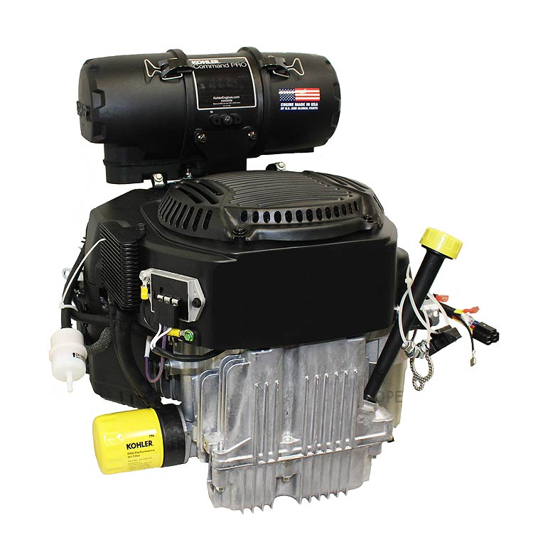 Kohler Engine CV752-3012 27 hp Command Pro 747cc Bad Boy Mowers