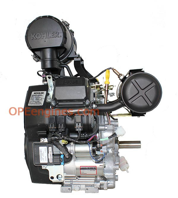 Fuel System Group 8 24 452 Ch18 750 also Engine Kawasaki 16 Hp furthermore Yamaha Rd350 R5c Wiring Diagram additionally Traxter max 2004 moreover Kohler Opposed Twin Cylinder Engines. on 25 hp kawasaki engine manual