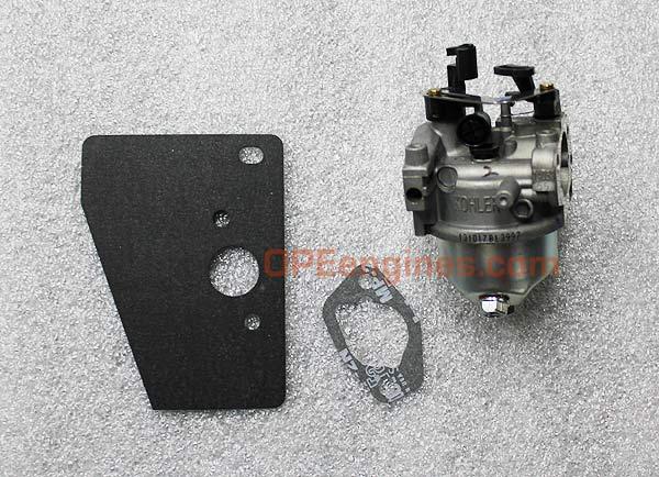 Kohler Part 1485355s Carburetor Wgaskets 14 853 55s