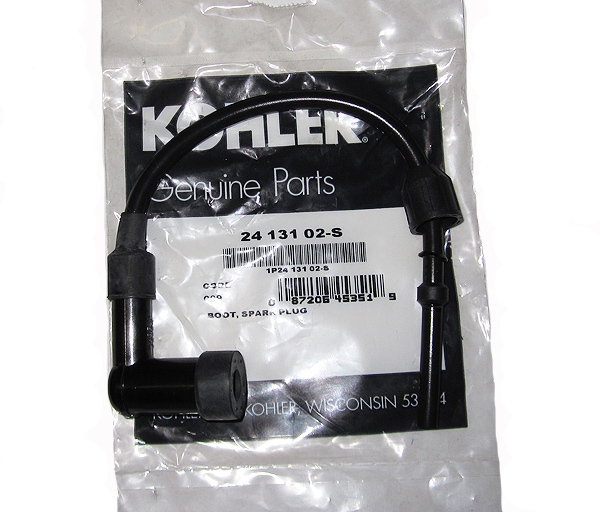 kohler_2413102S kohler part 2413102s spark plug boot kohler engines and parts Radio Wiring Harness Adapter at bayanpartner.co