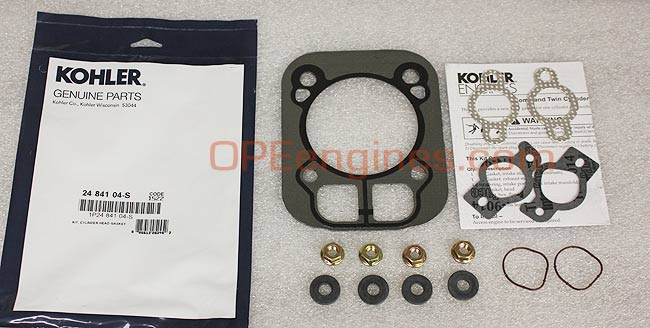 Kohler Part # 2484104S New Style Head Gasket Kit 725cc 747cc