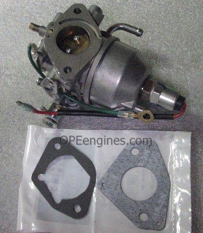 kohler part 2485325s carburetor w gaskets 2485325s kohler kohler part 2485325s carburetor w gaskets