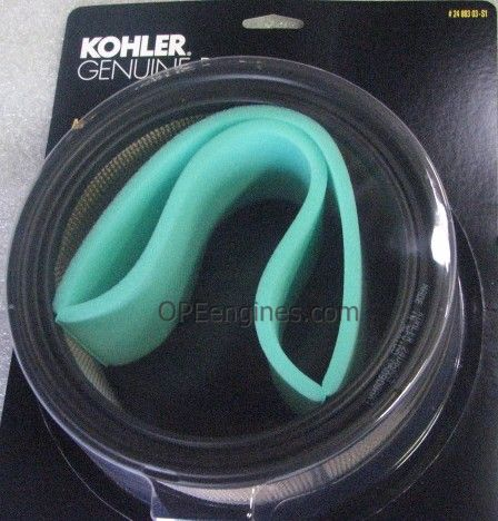 Kohler Part # 2488303S1 Air Filter & Pre-Cleaner Kit Ch25 Ch26 Cv25 on
