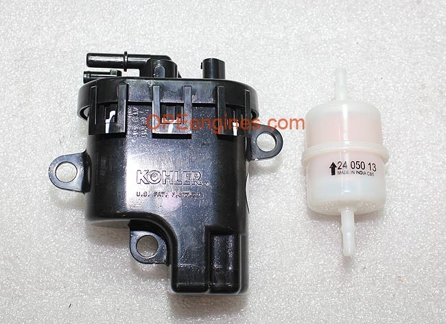 Kohler CH620 19 HP CH640 20.5 HP Fuel Pump Replaces 24 393 16 FREE Shipping