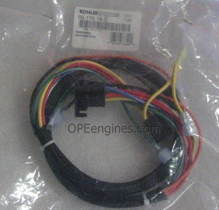 kohler part 6617618s conversion harness opeengines com tbi engine swap wiring harness kohler part 6617618s conversion harness