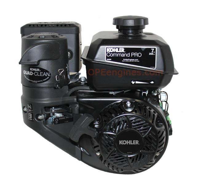 Kohler Engine Repair Parts : Kohler engine ch  hp command pro in