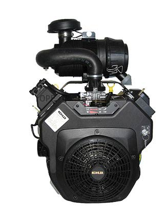 Vermeer SC252 Filter Service Kit w// Kohler Engine