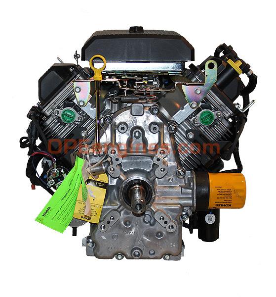 kohler engine ech749-3061 26 5 hp command pro 747cc efi 1 1/8 lpac