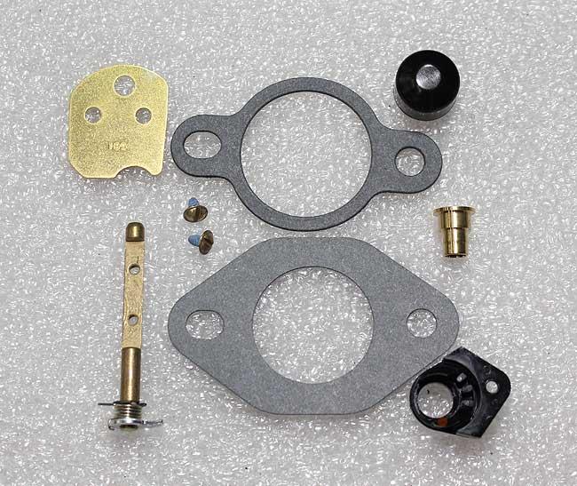 Kohler Part # 1275708S Walbro LMK Carburetor Choke Repair Kit ...
