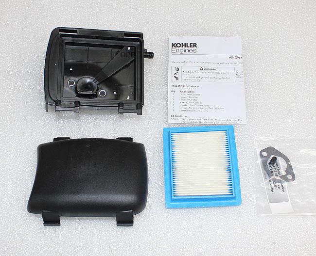 kohler part 1474303s updated air cleaner kit. Black Bedroom Furniture Sets. Home Design Ideas