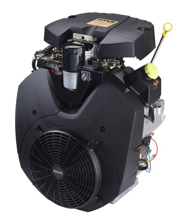kohler command 16 hp single cylinder engine  kohler  free