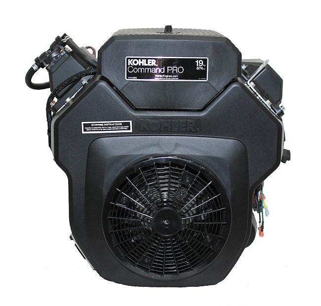 Kohler Engine CH6203104 19 hp Command Pro 1 inch Crankshaft – Kohler Command 18 Hp Engine Diagram