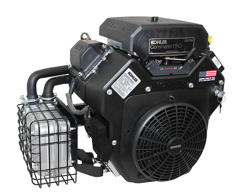 Kohler Engine Ch740 3139 25 Hp Command Pro 725cc Buffalo Turbine Opeengines Com