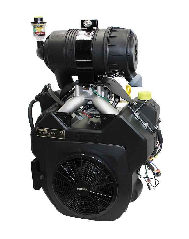 Kohler Engine CH750-0025 27 hp Command Pro 747cc Vermeer Skid Loader