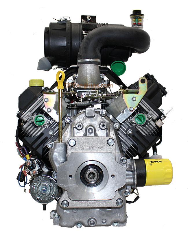Kohler Engine CH750-0025 27 hp Command Pro 747cc Vermeer Skid Loader -  OPEengines com