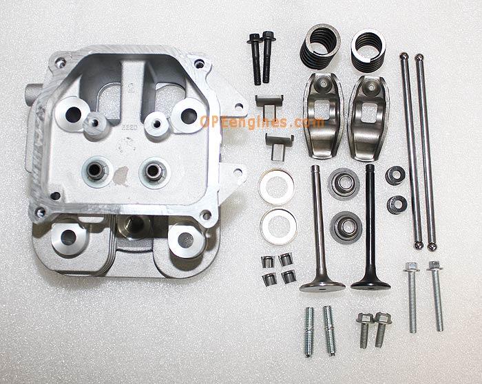 Kohler Part # 24318197S Cylinder Head Assembly #2