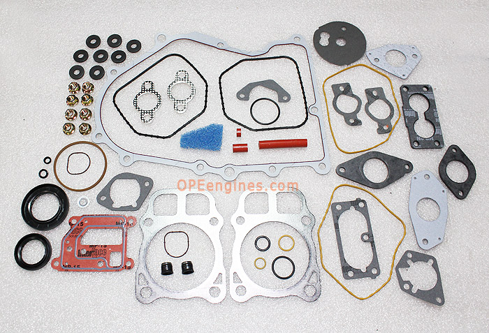 Kohler Part # 24755108S Overhaul Gasket Set Command Twin Ch Cv 22-23