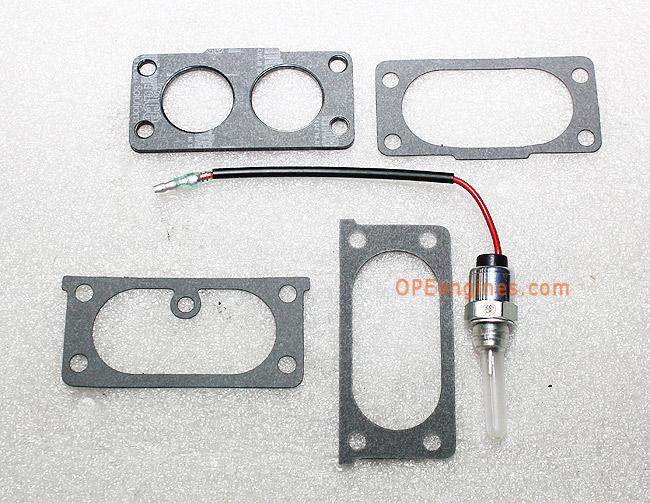 Kohler Part # 2475750S Carburetor Fuel Shutoff Solenoid Valve Kit