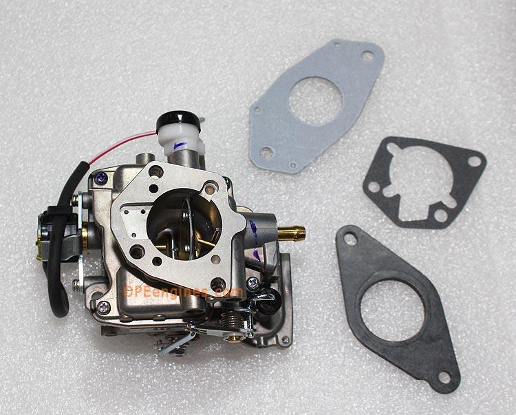 Kohler Part # 2485358S Keihin Carburetor Assembly With Gaskets