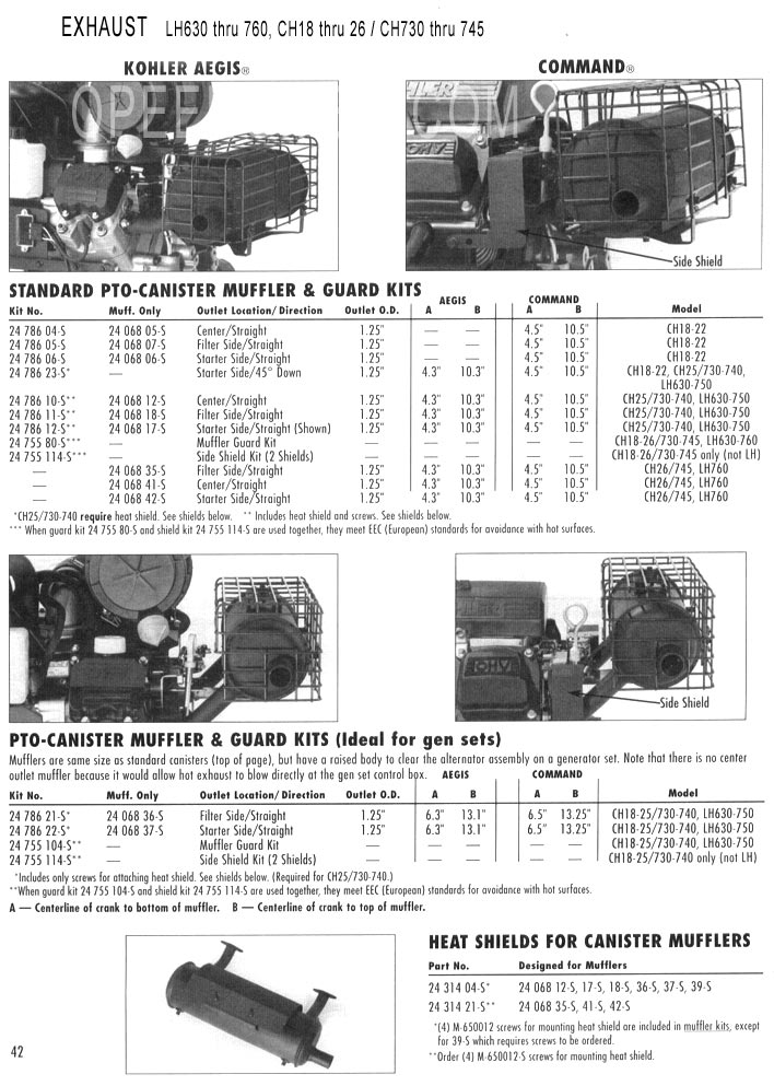 kohler 19 hp engine manual