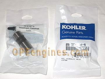 Kohler Part # 2535111S Hydraulic Valve Lifter Kit