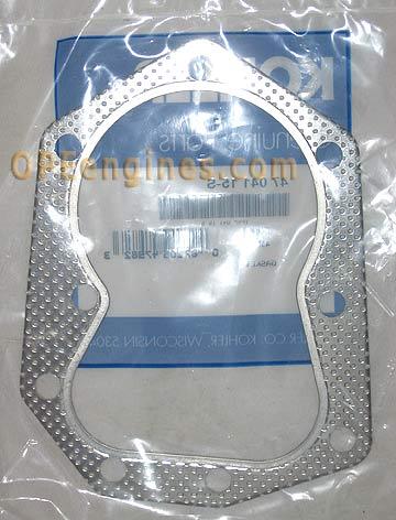 Genuine Kohler 47-041-15-S Cylinder Head Gasket Fits K321 M10 OEM