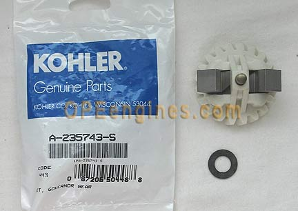 Kohler part a235743s governor gear kit opeengines kohler part a235743s governor gear kit publicscrutiny Gallery