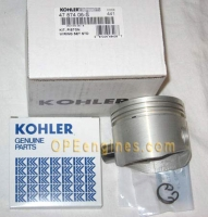Kohler Part # 4787406S Piston W/Rings Set Std Kit