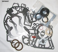 Kohler Part # 2575537S Overhaul Gasket Set With Seals