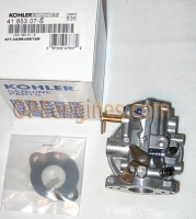 Kohler Part # 4185307S Walbro Carburetor with mounting gaskets