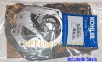 Kohler Part # 4875533S Overhaul Gasket Set W/ Seals K482 K532 K582