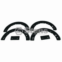 Stens 780-027  Snow Thrower Paddle Set / MTD 931-0782A