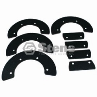 Stens 780-031  Snow Thrower Paddle Set / Honda 72521-730-003
