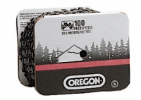 "27AX100U OREGON MICRO CHISEL  CHAIN .404"" - SKIP SEQUENCE"