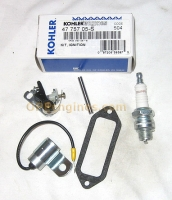 Kohler Part # 4775705S Ignition Tune Up Kit W/12 Volt Ign K Series