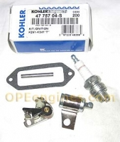 Kohler Part # 4775704S Ignition Tune Up Kit W/Mag Ign K Series